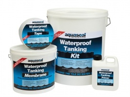 Aquaseal Wet Room System Kit - Large 7.5sq.m