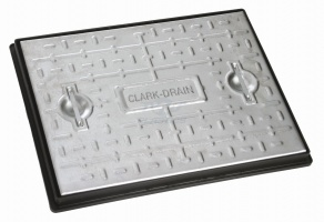 2.5 Ton Manhole Cover & Frame 600 x 450mm