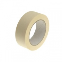 Low Tack Masking Tape 50mm x 50m
