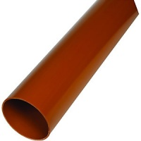 110mm Pipe 3m Length