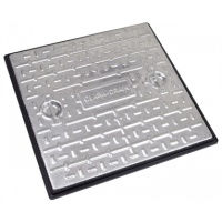 5 Ton Manhole Cover & Frame 600 x 600mm
