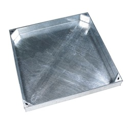 Recessed Block Paving Manhole 900 x 900 x 100mm