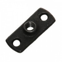 M10 Pipe Support Backplate