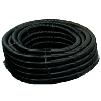 Black Twinwall Electric Ducting