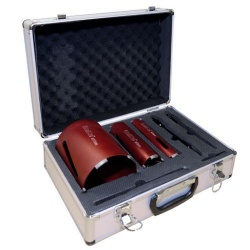 Wellcut Diamond Drill Set - 7 Piece