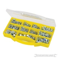 Hex Nuts Set 1000 Pack