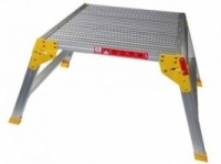 Large Trade Hop Up Platform Bench 595 x 605