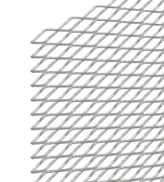 Galvanised Expanded Metal Lath 2500 x 700mm - EML Sheets