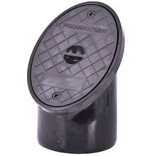 Oval Rodding Point Cover - Plastic
