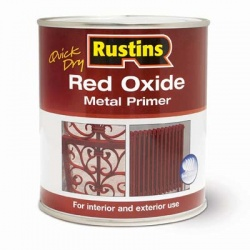Red Oxide Primer Paint - 1 Litre