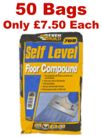 50No Self Level Floor Compound 20Kg - 1 Ton