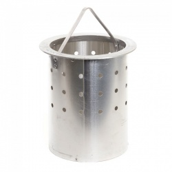 Yard Gully Aluminium Silt Bucket