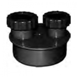 Soil Waste Adaptors - Single or Double
