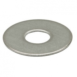 Stainless Steel Washers - Pack 10