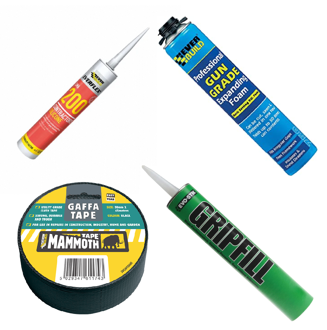 Sealants, Additives & Adhesives