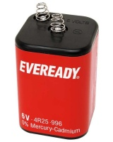 Eveready 6V Battery