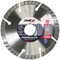 115mm Wellcut General Purpose Diamond Disc