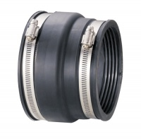 160 -180mm PVC to 180 - 200mm Clay Flexible Adapter