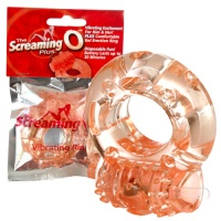 Screaming O Plus Vibrating Love Ring