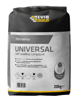 708 Febflor Universal Self Level Floor Compound 20Kg - 1 Ton