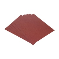 Sanding Sheets - Mixed - Red 230 x 280mm (80/120/180)