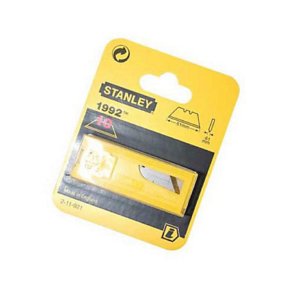 Stanley Utility Knife Blades With Dispenser Deals2build
