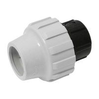 32mm MDPE Compression End Cap