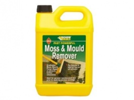 Everbuild Moss & Mould Remover 5 litre