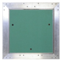Aluminium Plasterboard Access Panel 200 x 200mm