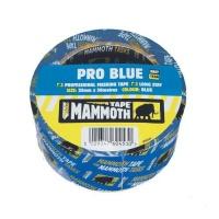 Pro Blue Masking Tape 50mm x 33m