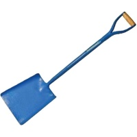 Steel Shovel - Square Mouth