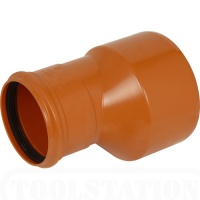 160mm - 110mm Sewer Inverted Reducer