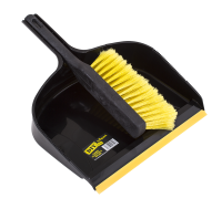 Jumbo Dustpan & Brush Set