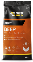 Jetcem Deep Rapid Repair Sand & Cement 2Kg