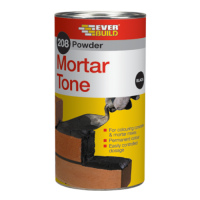 Black Mortar Tone Powder 1Kg