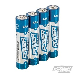 AAA Super Alkaline Battery LR304 4pk