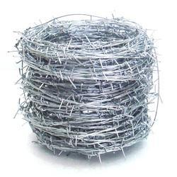 Barbed Wire - Galvanised 15m