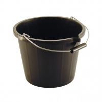 Black Bucket 14 litre
