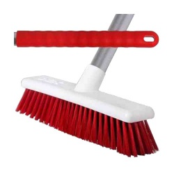 Soft Touch Broom With Handle 12''