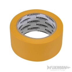 Builders Tape - Yellow 50mm x 33m