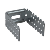 Drywall Brackets - Zinc 195mm