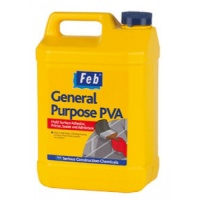 Feb General Purpose PVA 5 litre