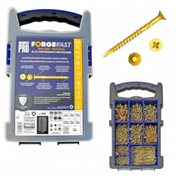 Forgefast Pozi Screw Pack - 1000 Screws