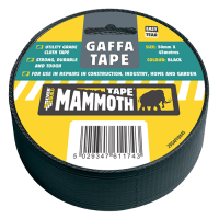 Gaffa Tape - Silver or Black 50mm x 45m