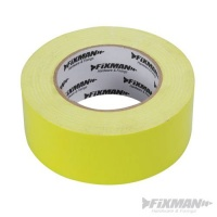 Hi Vis Heavy Duty Duct Tape 50mm x 50m