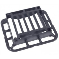 Yard Gully Hinged Grate 300 x 360mm