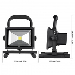 LED Rechargeable Work Light 10w