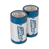 C-Type Super Alkaline Battery LR14 2pk