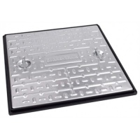 5 Ton Manhole Cover & Frame 600 x 450mm