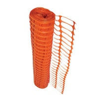 Orange Safety Barrier Fence 1.0 x 50m